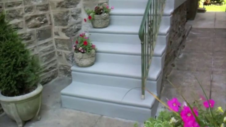 How to easily repair Concrete Steps | Concrete and Cement work Contractor