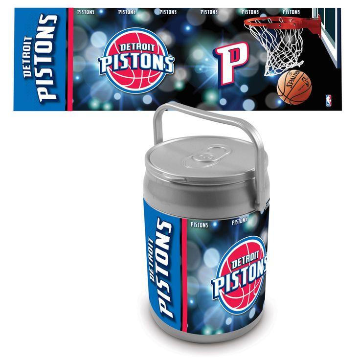 Detroit Pistons 8.5-Liter Can Cooler - $55.99