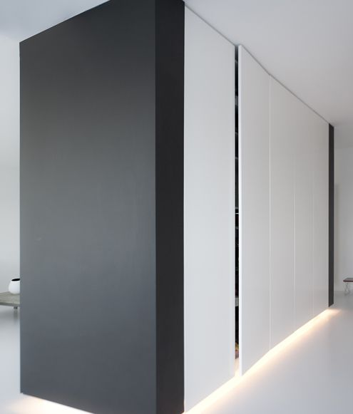 Skirting lighting - NORM.ARCHITECTS.COPENHAGEN Architecture and design studio.