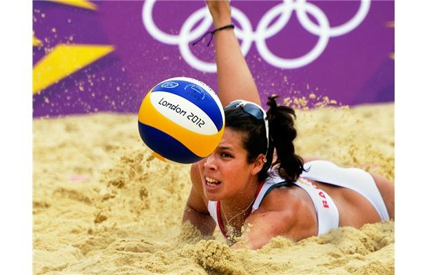 33 best olympics images on pinterest beach volleyball - Maria gallay ...