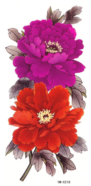 27 best flower drawings images on Pinterest | Tattoo ideas, Tattoo ...