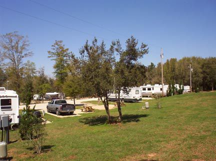 Magnolia Springs RV Hideaway Golf Resort At Foley Alabama