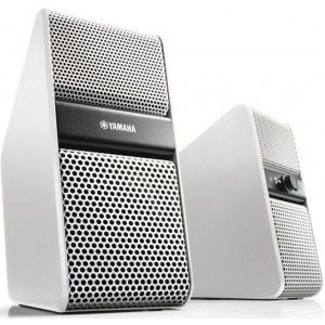 Yamaha NX-50 desktop speakers white style