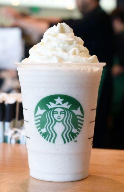 Starbucks Cupcake Flavor Frappuccino