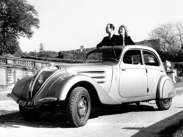 peugeot 1935 год
