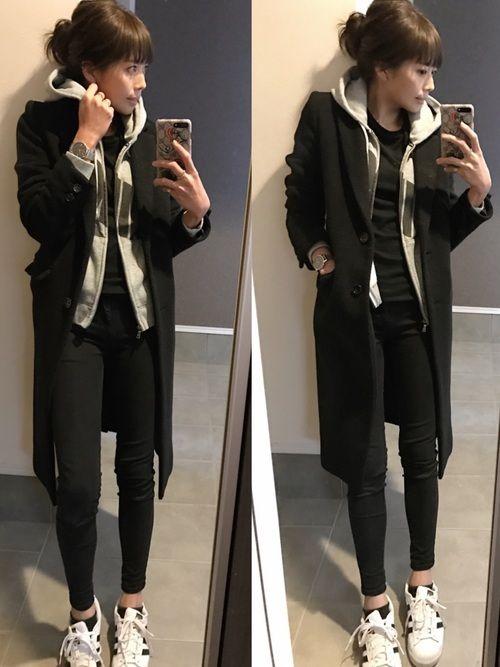 LOWRYS FARMのチェスターコート「ビーバーLチェスターコート 564939」を使ったsayakaのコーディネートです。WEARはモデル・俳優・ショップスタッフなどの着こなしをチェックできるファッションコーディネートサイトです。