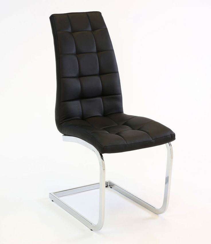20% OFF on New York Faux Leather #Cantilever #Dining #Chair.