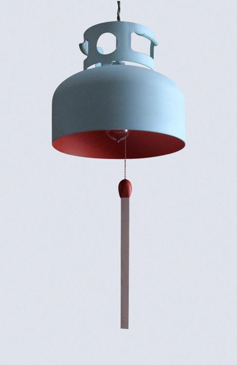 (via The Gas Lamp by La Firme» Yanko Design)Gas Lamps, La Firm, Yanko Design