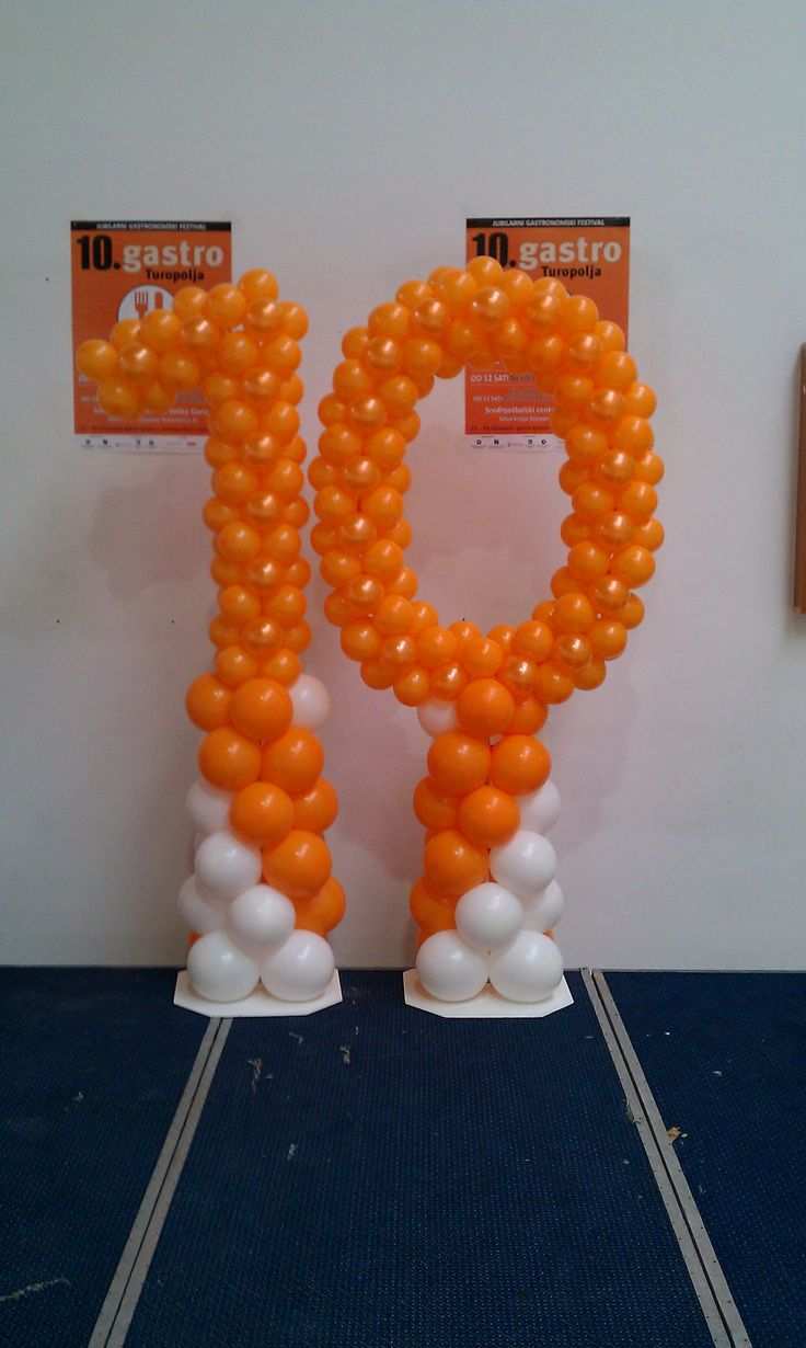 Best 25 Number Balloons Ideas On Pinterest Senior Pics