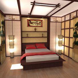 Die besten 20+ Japanese style bedroom Ideen auf Pinterest ...