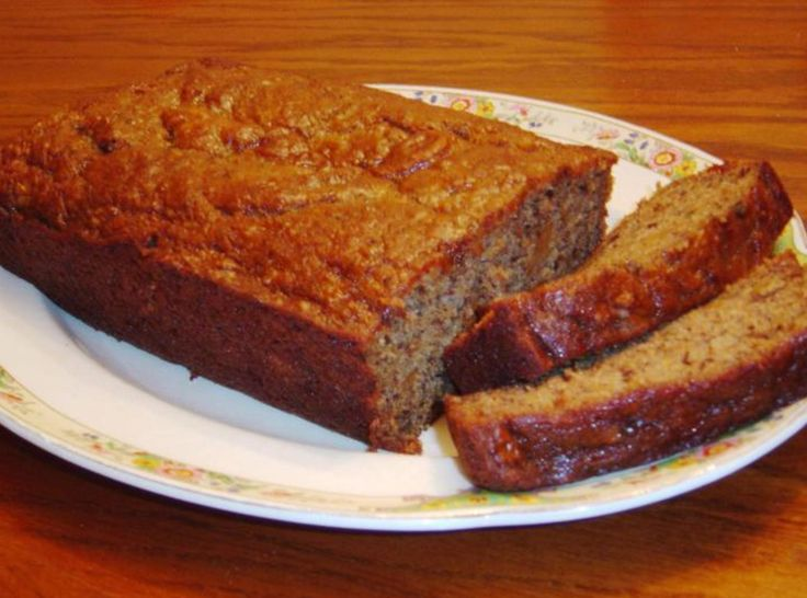 Sweet Potato Banana Bread- a way to use up leftover sweet potatoes. It is the best tasting bread. Tender, light and delicious!!