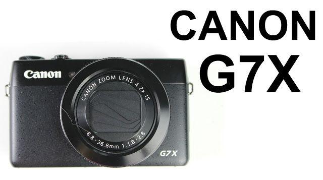 Kate Tzoe: Η καινούργια μου vlog κάμερα Canon G7X