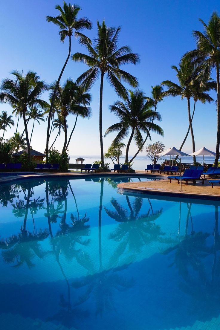 Loved it!  Warwick Resort, Fiji