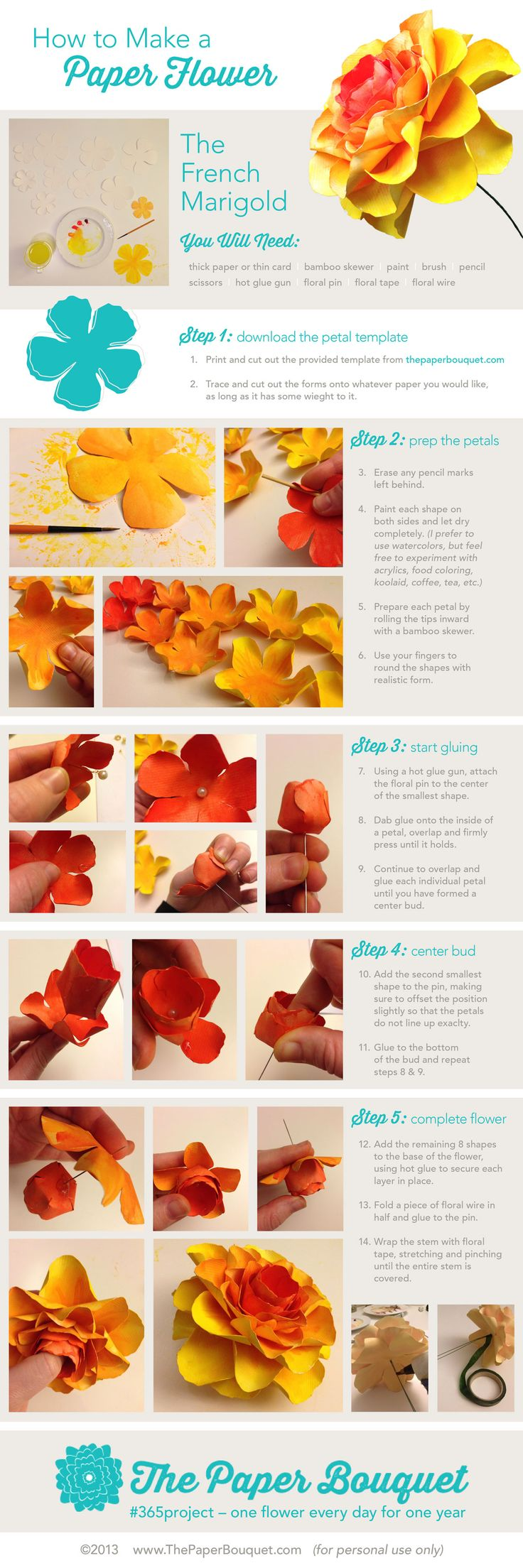Learn to make paper flowers images fresh lotus flowers how to make marigold flowers out of tissue paper marigold flower mightylinksfo