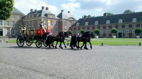 Palace Het Loo. Apeldoorn, The Netherlands.