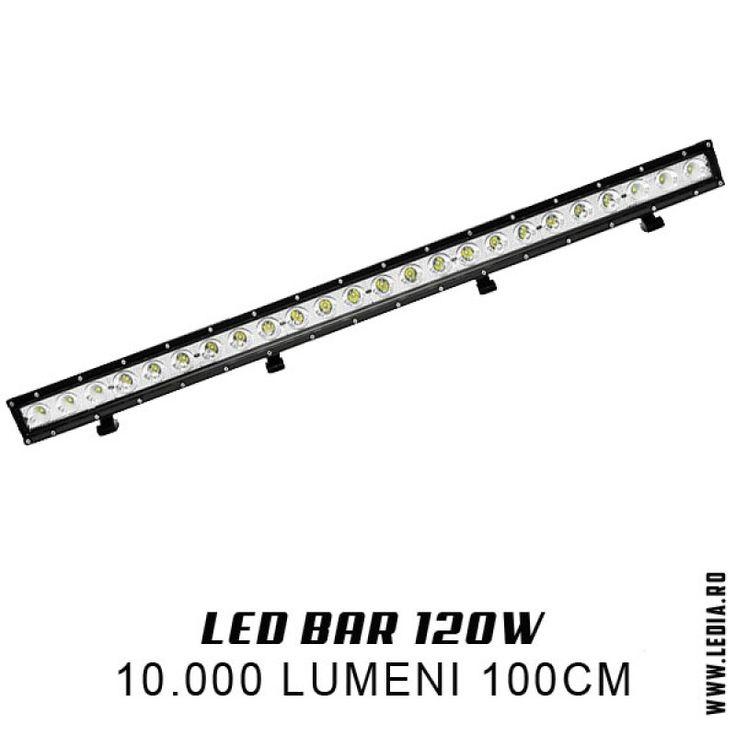 LED BAR 120W 100 CM OFFROAD