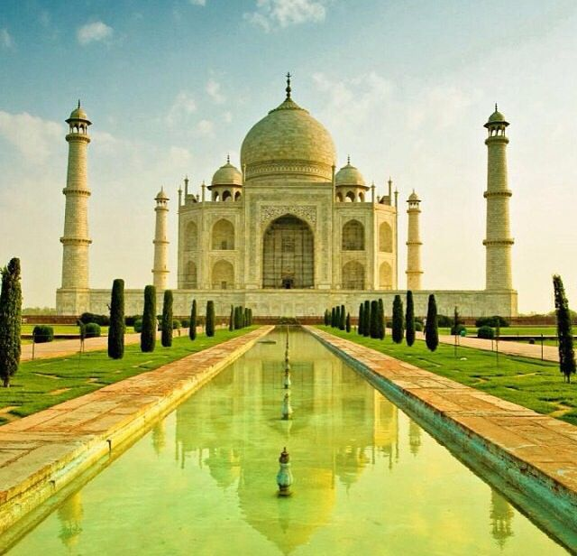Traveling to India would be a dream vacation