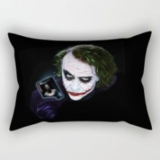 Joker Rectangular Pillow