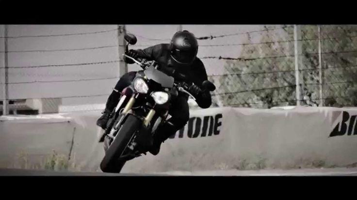 2016 Triumph 1050 Speed Triple R 2016 Official Promo Video