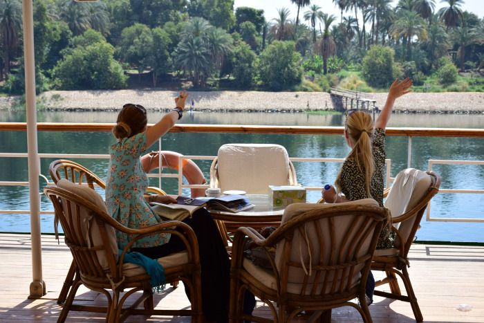 Life Along the Banks of the Nile | Travelin' Kait