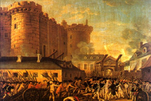 bastille day quizzes