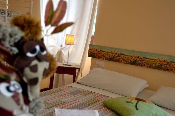 "B&B IL Giardino Botanico  Room ""Girasole"""