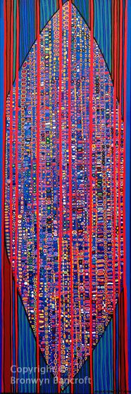 Bronwyn Bancroft - Designer Aboriginals | Exhibitions & Paintings