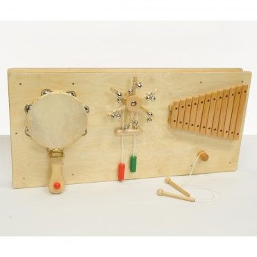 Music Activity Board by ROMPA® | Snoezelen® Multi Sensory Rooms and Sensory Equipment | Rompa