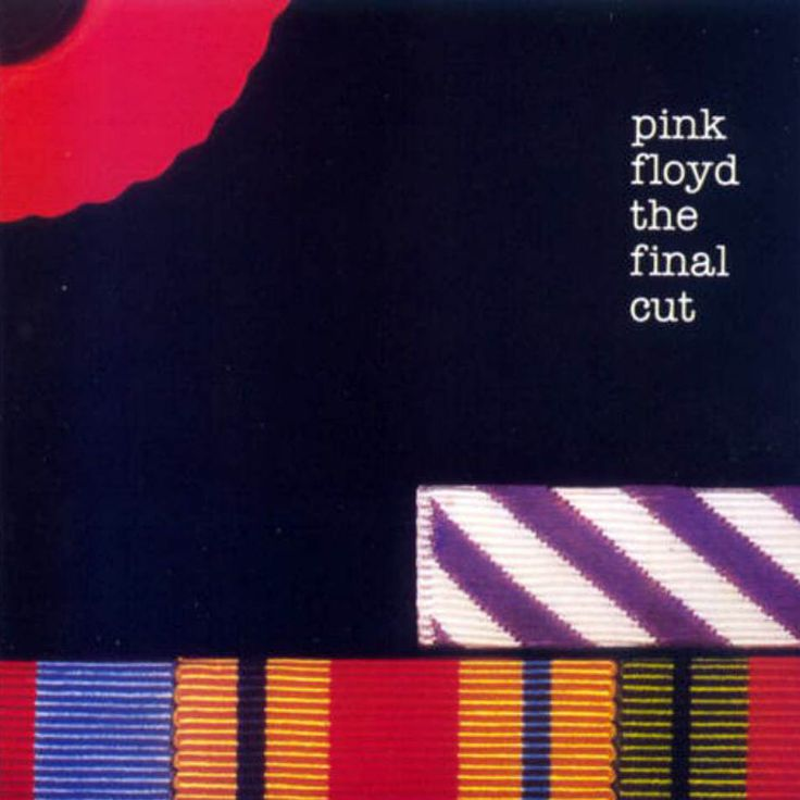 The Final Cut - Pink Floyd (1983)