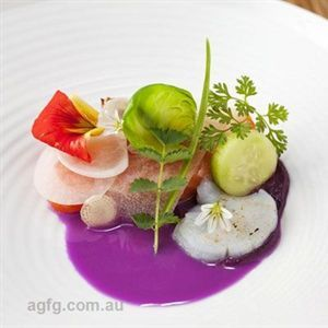 In East Perth you'll find Restaurant Amuse, unquestionably one of Western Australia's premier dining establishments