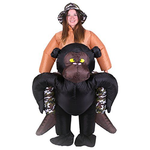Aufblasbarer Gorilla Erwachsenenkostüm Affenkostüm Bodysocks https://www.amazon.de/dp/B016AKW2RW/ref=cm_sw_r_pi_dp_x_3XTwyb49Q2VWY