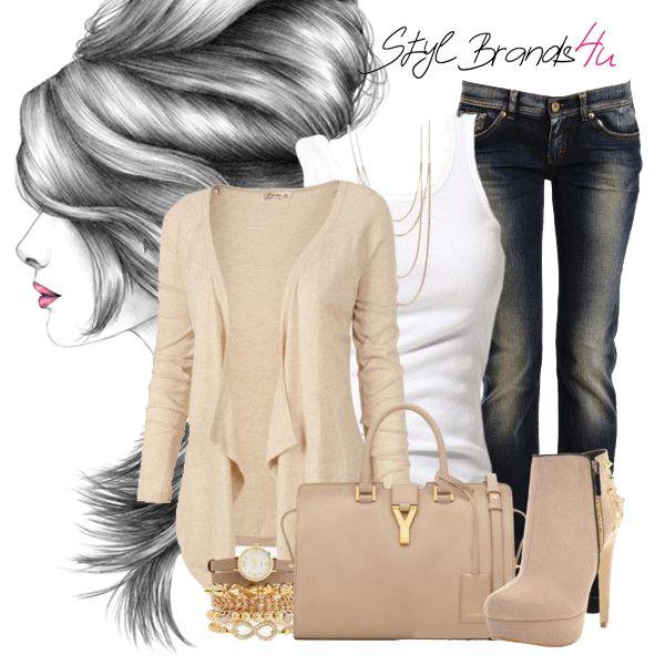 Elegantným outfitom sa nikdy nič nepokazí ... :) Páči ... :)  # brands4u # outfit # fashion