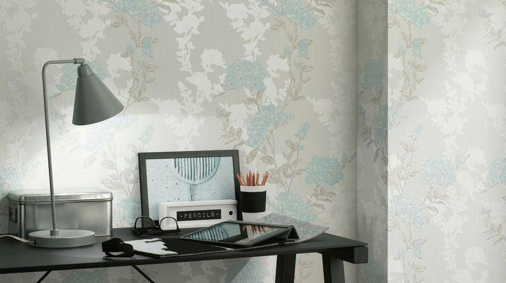 Papel tapiz para decorar el estudio
