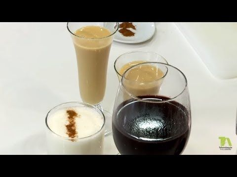 Vino caliente - Crema de navidad - Aguardiente sour | Lucero Vílchez | L...