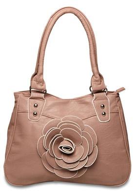 Pink  Handbag Price: Rs 1299