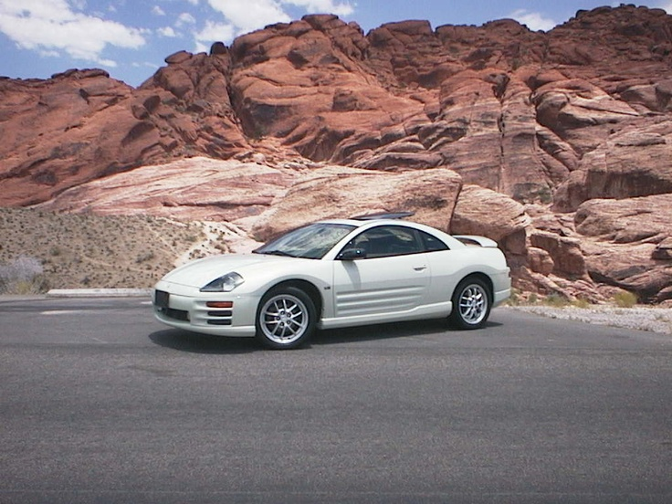 *Patience - 2002 Mitsubishi Eclipse GT Sporty