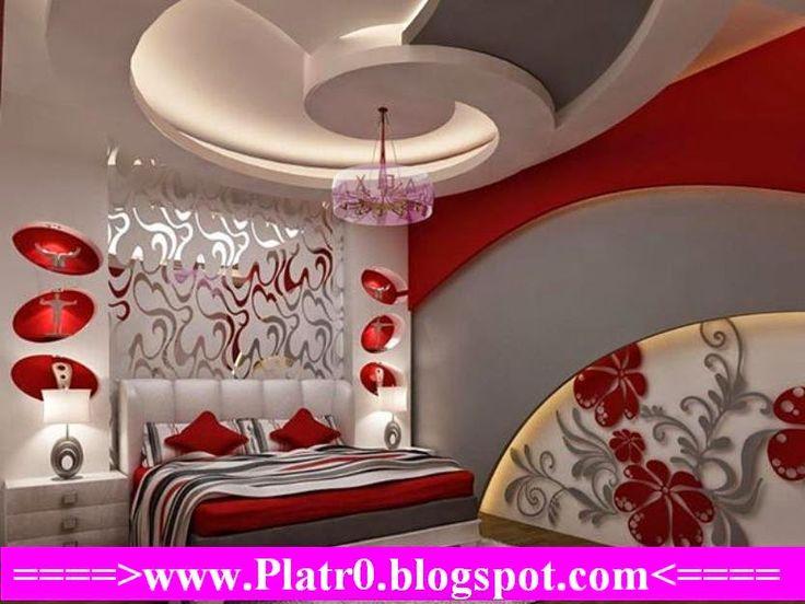 42 best faux plafond images on Pinterest | Ceiling design ...
