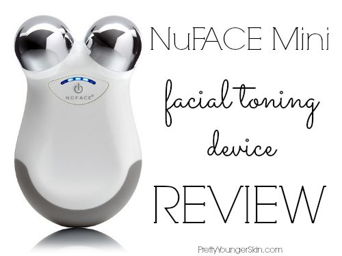 nuface mini instructional video