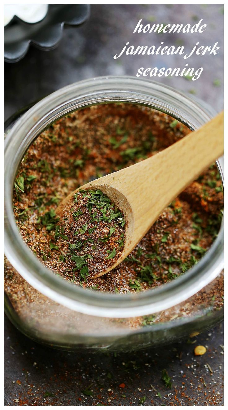 Jamaican Jerk Seasoning - Diethood