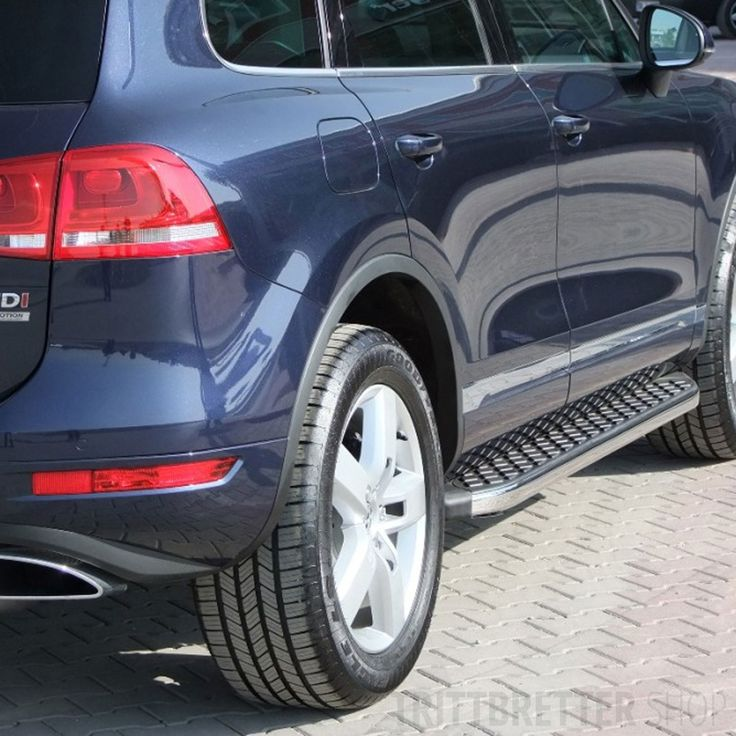 Trittbretter für VW Touareg