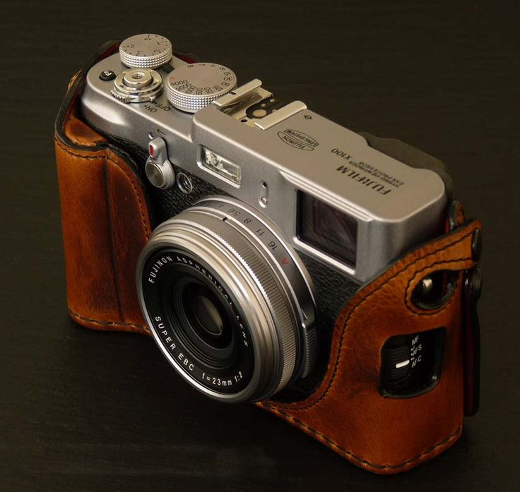 X100  case by Leicatime