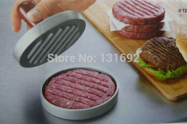 Бесплатная доставка инструменты для приготовления пищи гамбургер и пирожки чайник мини-бургер гамбургер пресс мясо посуда кухня столовая панели инструментов