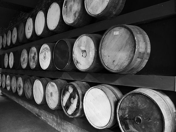 Dublins Whiskey Kegs in B&W. Visit my photo gallery and get a beautiful Fine Art Print, Canvas Print, Metal or Acrylic Print OR Home Decor products. 30 days money back guarantee on every purchase so don't hesitate to add some Irish Magic in your home or office.
