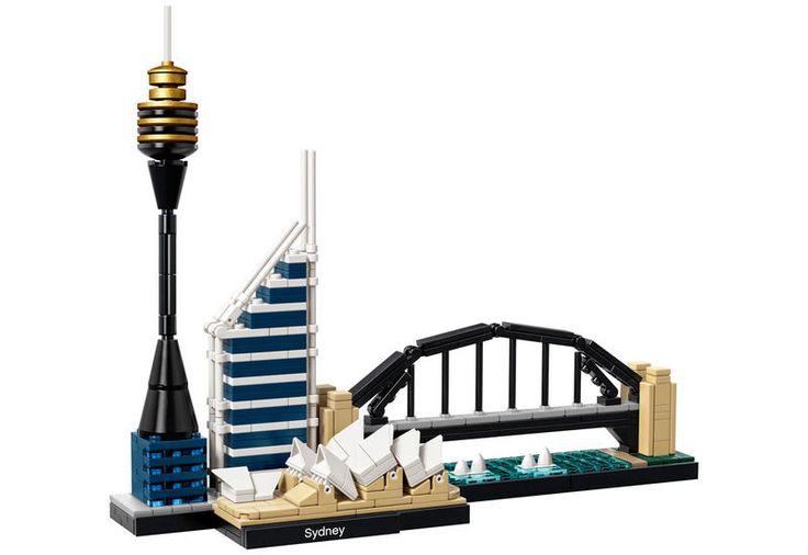 Metteteli alla prova con Lego Architecture, la linea di Lego per riprodurre le città più belle del mondo coi mattoncini colorati più famosi di sempre.
