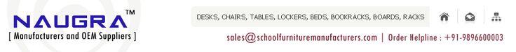 Manufacturer, Exporters & Suppliers, School Furniture, School Equipment, School Supplies, School Desks, Preschool Furniture, Marker Boards, ...