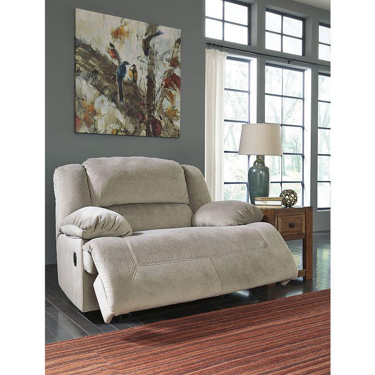 Wide Seat Recliner Ashley Furniture, Douglas Furniture Alexandria Mn