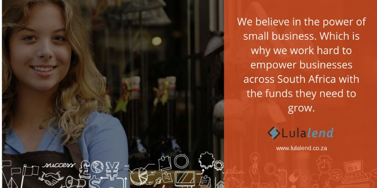 Fast and easy Small Business funding for SMEs & Sole Traders in South Africa
