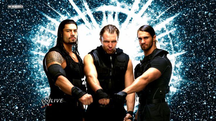 The Shield WWE Wallpaper 2013