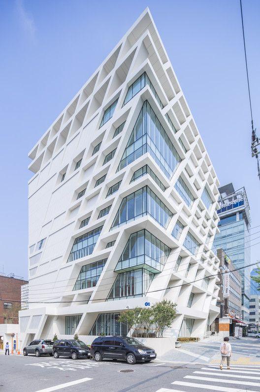 Gallery of Midong Electronics & Telecommunications Headquarter Office / UnSangDong Architects – 1