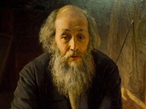 """Николай Ге: """"…Я потому и делаю эти нецензурные вещи, что я художник""""."""